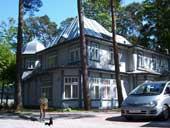 Гостиница JURAS BANGA отдых в городе Юрмала Балтийское море Латвия