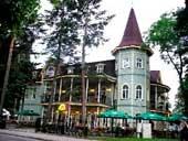 SPA Гостиница PEGASA PILS отдых в городе Юрмала Балтийское море Латвия