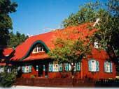 Гостиница ЕЛИТА отдых в городе Нида на Балтийском море