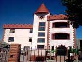 Отель ЗАМОК город Анапа Черное море