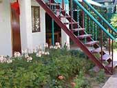 Отель ДЖУБГА  поселок Джубга Черное море