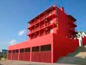 Отель RED ROSE  поселок Витязево  Черное море