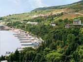 Поселок Гурзуф, Южный берег Крыма