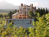 отдых в Крыму поселок Гурзуф