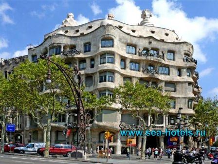 Город Барселона 5