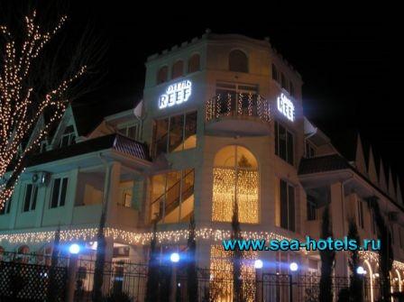 Отель РИФ 2