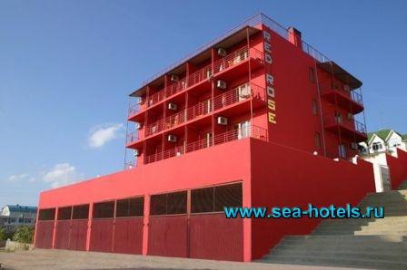 Отель RED ROSE 7