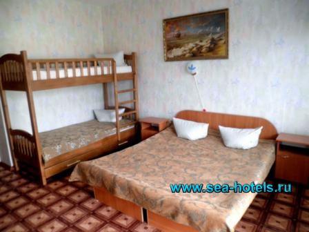 Отель ИРИНА 6