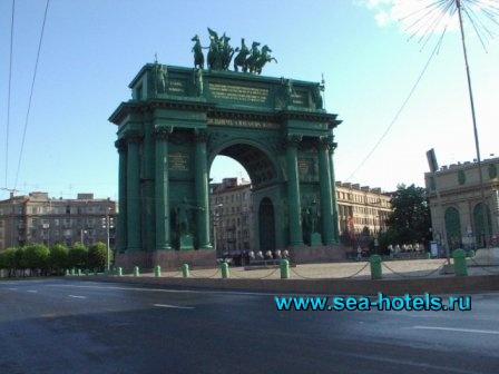 Город Санкт-Петербург 5