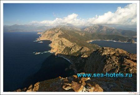 Остров Корсика 7