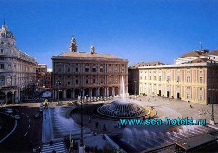 Город Генуя 1