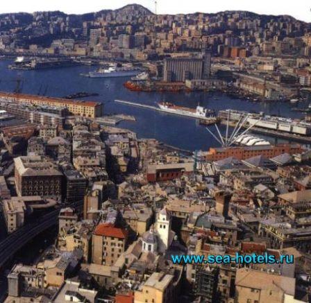 Город Генуя 10