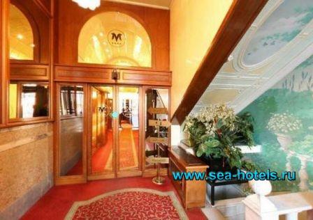 Golden Tulip Moderno Verdi Hotel 0