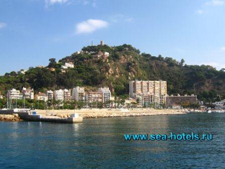 Берег Средиземного моря в  Испании 3