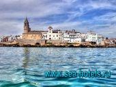Берег Средиземного моря в  Испании 4