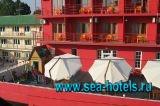 Отель RED ROSE 5